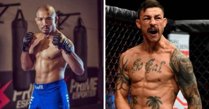 Jose Aldo - Cub Swanson rematch slated for UFC 233 - JoseAldo