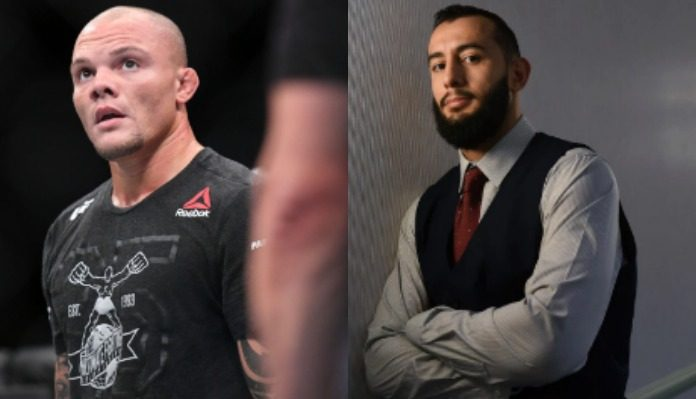 Anthony Smith and Dominick Reyes exchange Twitter barbs - Anthony