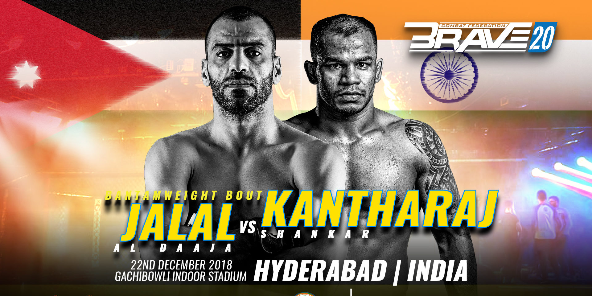 Kantaraj believes global attention will transform Indian MMA -