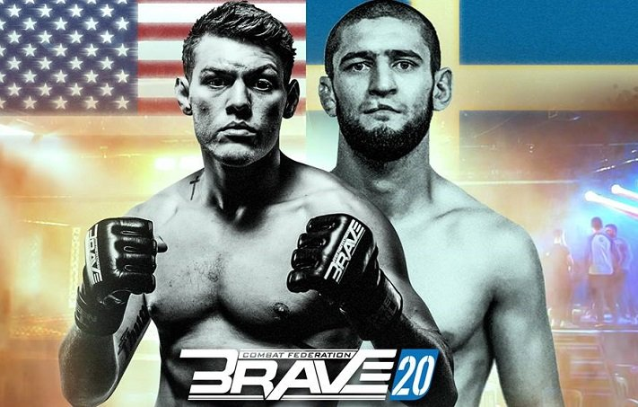 Brave CF 20 Chimaev vs. Sidney: Play by Play Updates & Live Results -