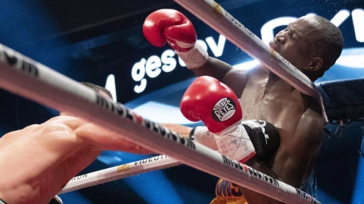 VIDEO: Doctors call for ban on Boxing as former Champion put in induced coma after brutal knockout - Stevenson