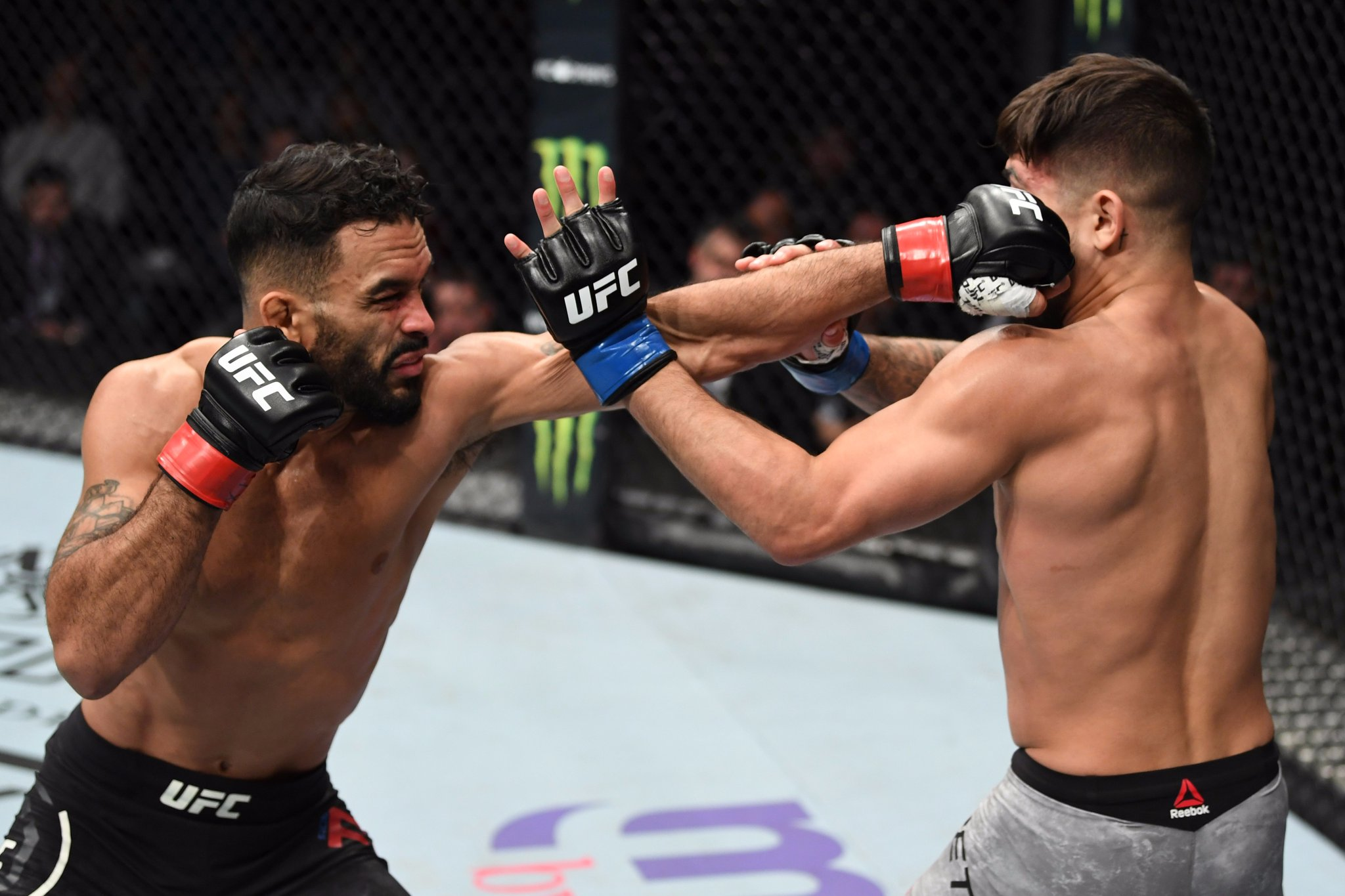 UFC on Fox 31 Results - Rob Font Jabs His Way to a Unanimous Victory -