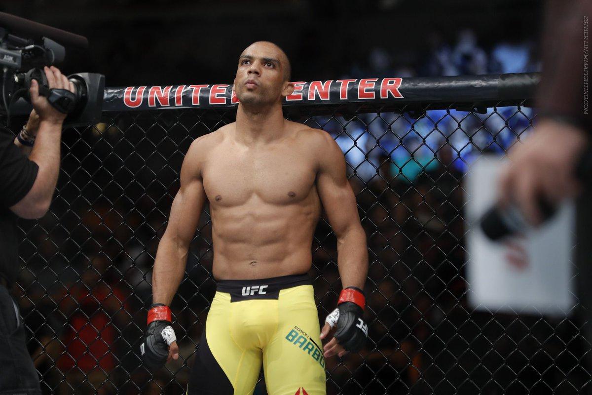 Twitter reacts to Edson Barbosa's wild beatdown of Dan Hooker - Barboza