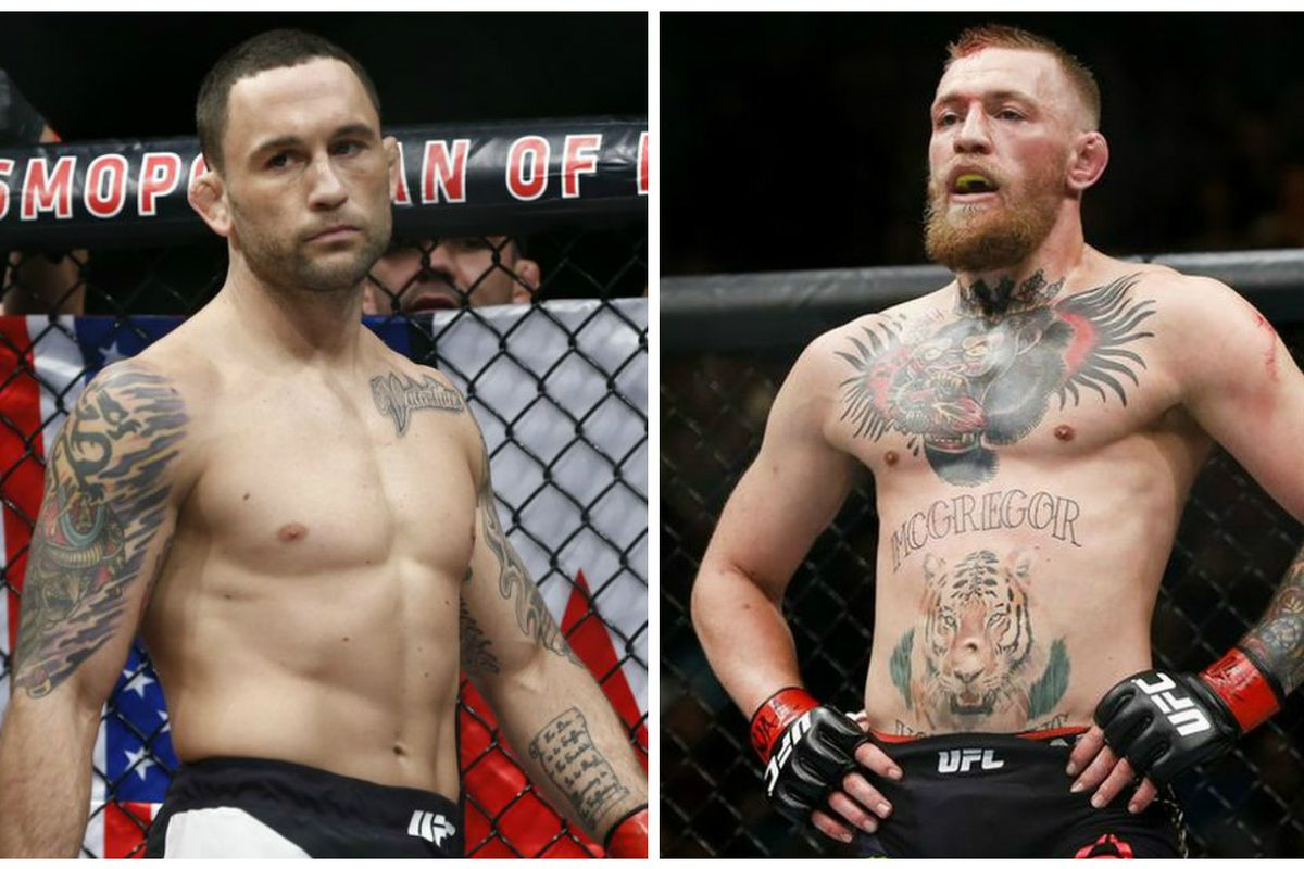 Frankie Edgar wants the McGregor fight before everything is said and done - Edgar