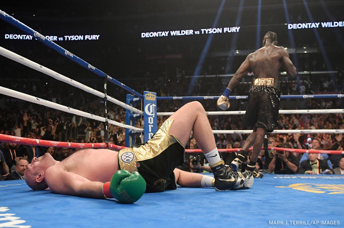 Cris Cyborg inspired by Tyson Fury's unbelievable recovery from KO shot in the 12th round -