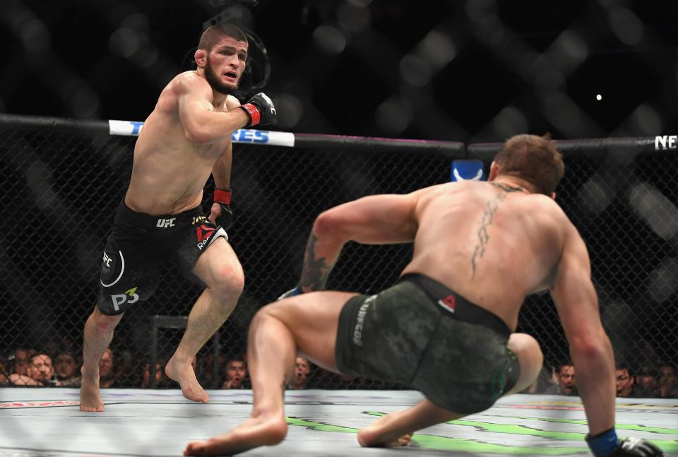 Khabib reportedly received multi million dollar offer from the UFC for a Conor McGregor rematch - Khabib