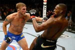 Alexander Gustafsson says beating Jon Jones is more important than winning the UFC title - Alexander Gustafsson