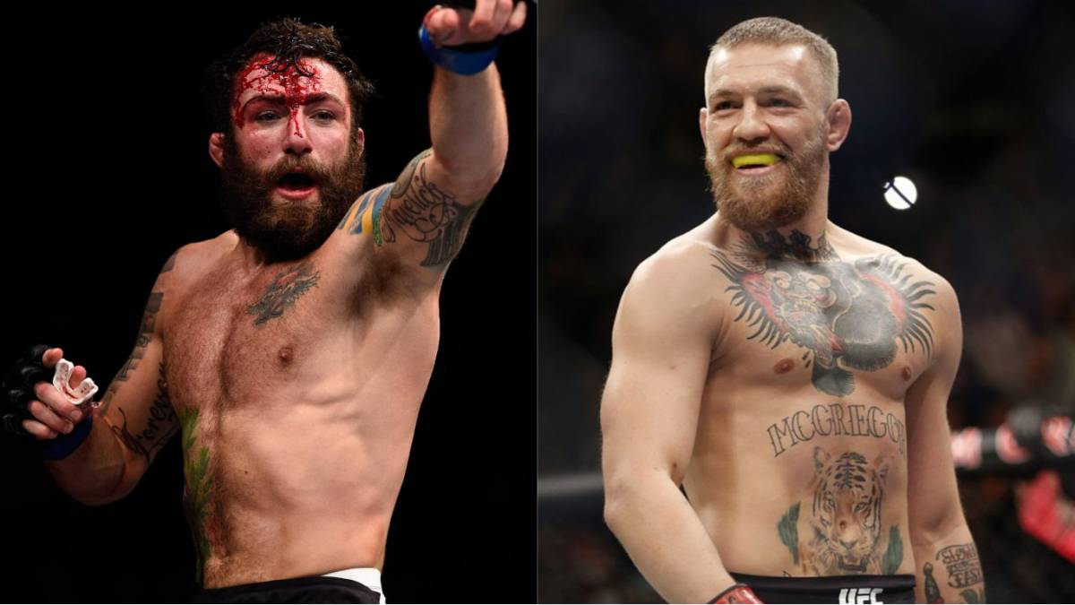 Michael Chiesa wants all of Conor McGregor's 50 million dollar UFC 229 purse as dolly attack compensation - Chiesa