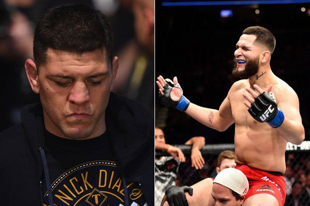 Jorge Masvidal moves on to Neil Magny for UFC 235 in the face of Nick Diaz's reluctance to fight - Nick