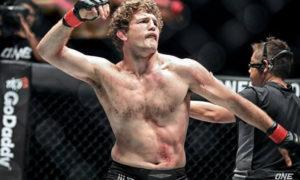Ben Askren: I volunteered to save UFC 233 against either Usman or Covington...and both said no! - Askren