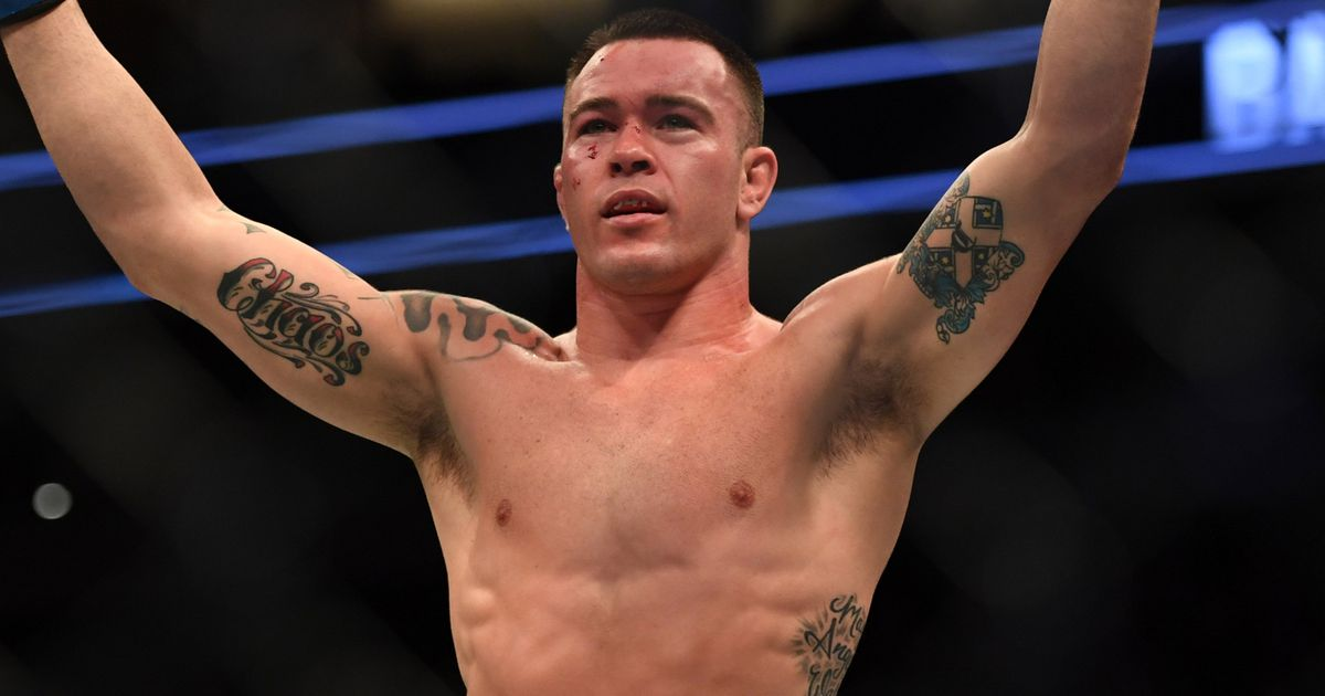 Colby Covington has only one fight he will accept and that is for the Undisputed belt! - Colby
