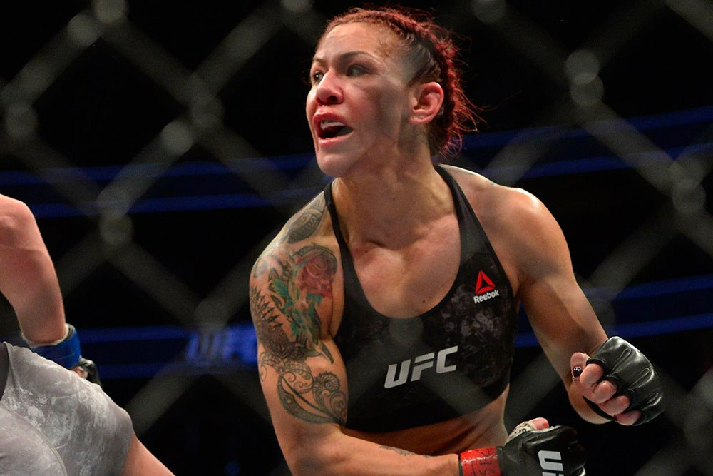 Cris Cyborg only has praise for Valentina Shevchenko: She will be champ for a long time! - Cyborg