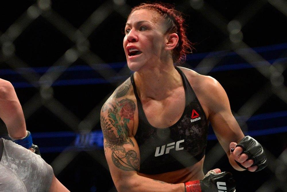 Watch Cris Cyborg's sparring session to get ready for Amanda Nunes at UFC 232 - Amanda Nunes
