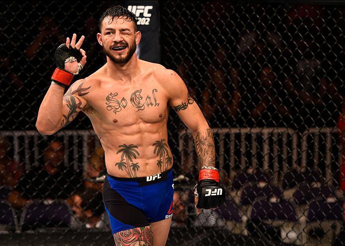 Cub Swanson shoots down rumours of Jose Aldo fight at UFC 233 - Cub Swanson