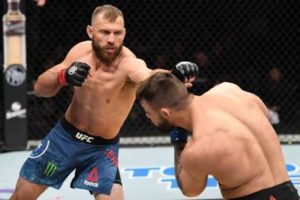 UFC: Cowboy Cerrone feels Alex Hernandez stepping stone to inevitable showdown with Conor McGregor - Cowboy Cerrone