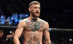 UFC: Conor McGregor training grappling hard in the gym - Conor McGregor