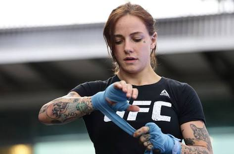 UFC: Jessica-Rose Clark pulled from UFC Milwaukee due to botched weight cut' releases statement - Jessica-Rose Clark