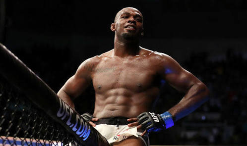 UFC: Time off has been invigorating for Jon Jones to go out and reclaim what's his - Jon