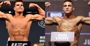 UFC: Mickey Gall vs Diego Sanchez booked for UFC 235 - UFC 235