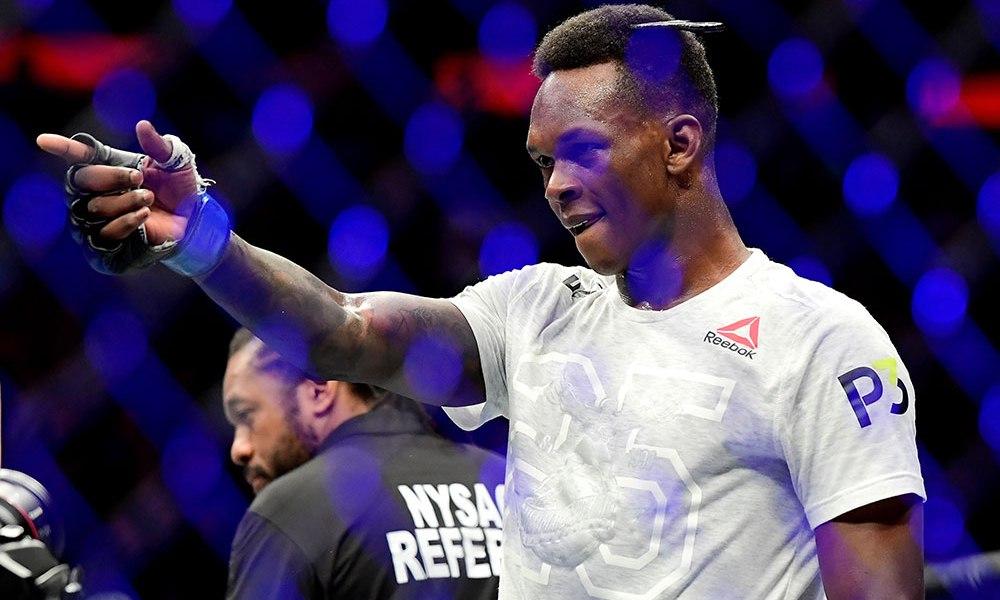 Robin Black breaks down Anderson Silva vs. Israel Adesanya!! - Israel Adesanya