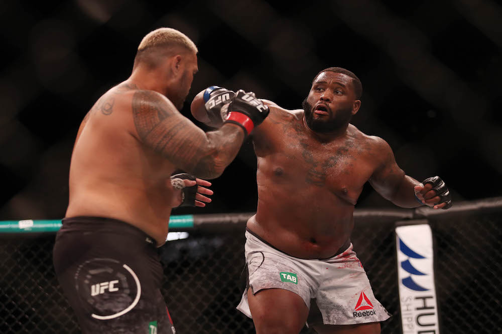 Justin Willis pours fuel on Tai Tuivasa's fire: Win before you call me out! - Justin willis