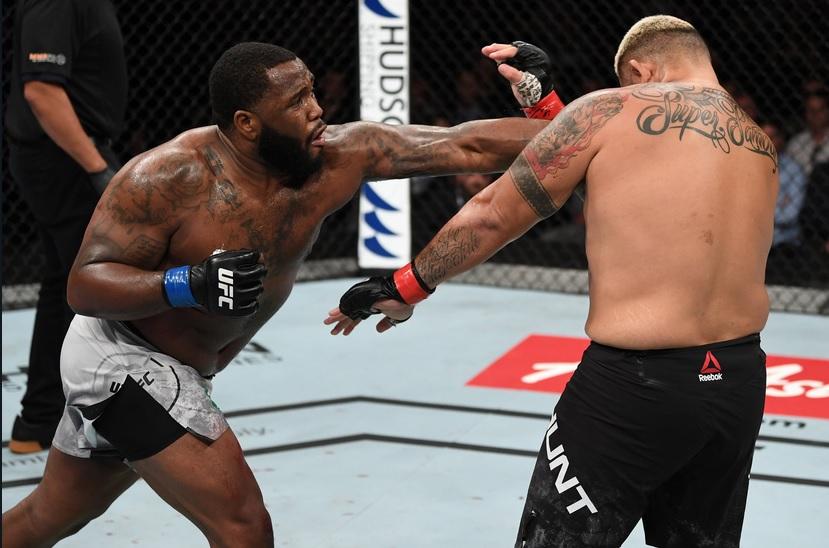 UFC Fight Night 142 Dos Santos vs. Tuivasa Results - Justin Willis Wins via UD in a Boring Fight -