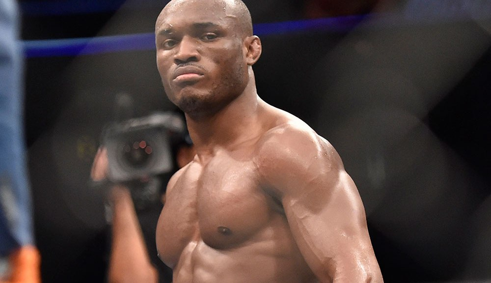 Kamaru Usman feels his name is being used as leverage by UFC against Woodley, Covington - Usman