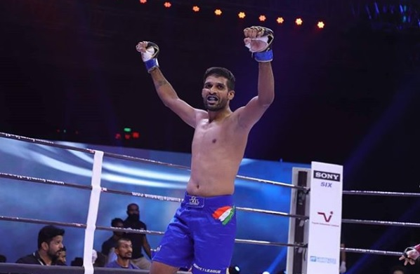 BOOM MMA IPFL: Ateet Kelvin Gupta out due to injury, Kushal Vyas to headline - Kelvin