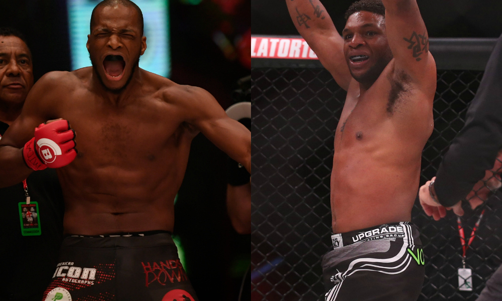 Finally the MVP vs Paul Daley grudge match will happen! -
