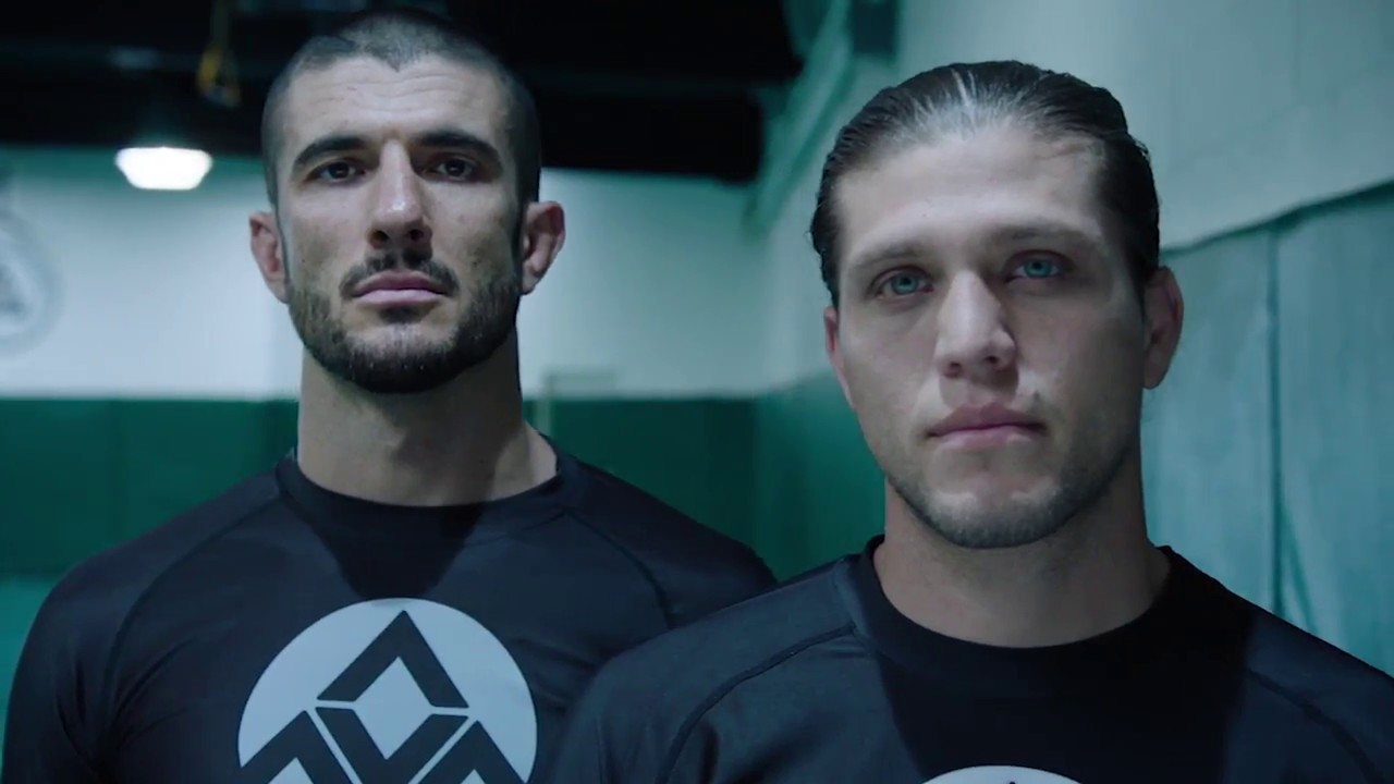 Rener Gracie on Brian Ortega being their 'undercover enforcer' in the gym - Brian