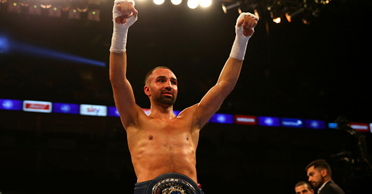 Pauli Malignaggi on why boxing scoring is so corrupt - Pauli