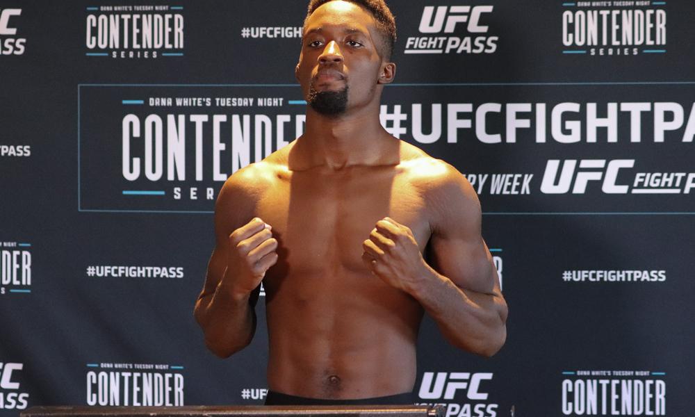 UFC Fight Night 142 Dos Santos vs. Tuivasa Results: Super Sodiq Makes Lightning Debut with a TKO Win -