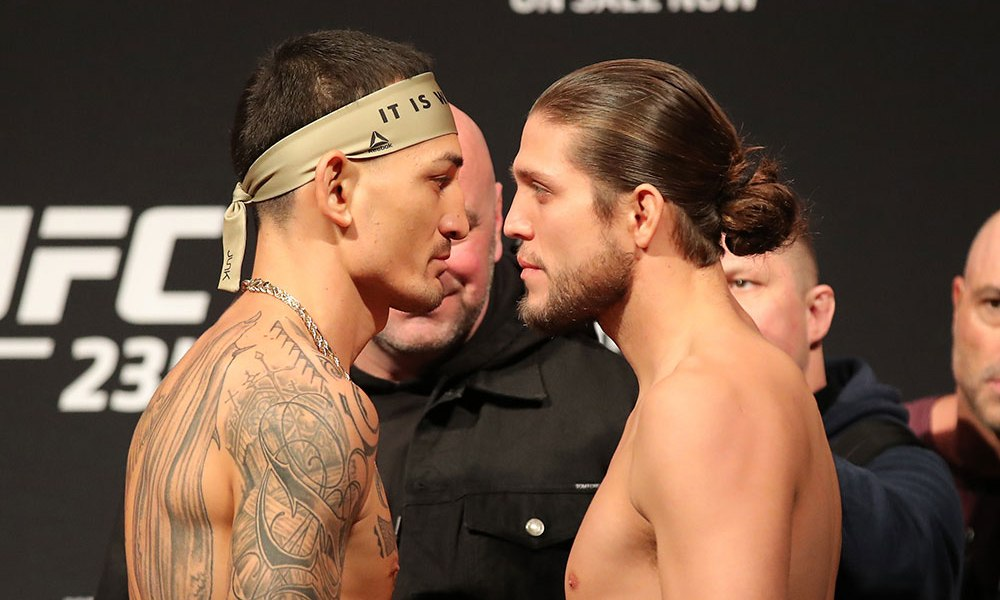 UFC 231 'Holloway vs. Ortega' - Play by Play Updates & LIVE Results -