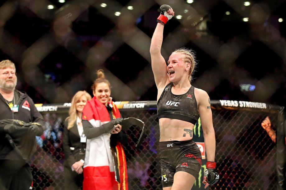 UFC 231 'Holloway vs. Ortega' Results - Valentina Shevchenko Dominates Joanna for 5 Rounds, Wins the First Flyweight Title - shevchenko