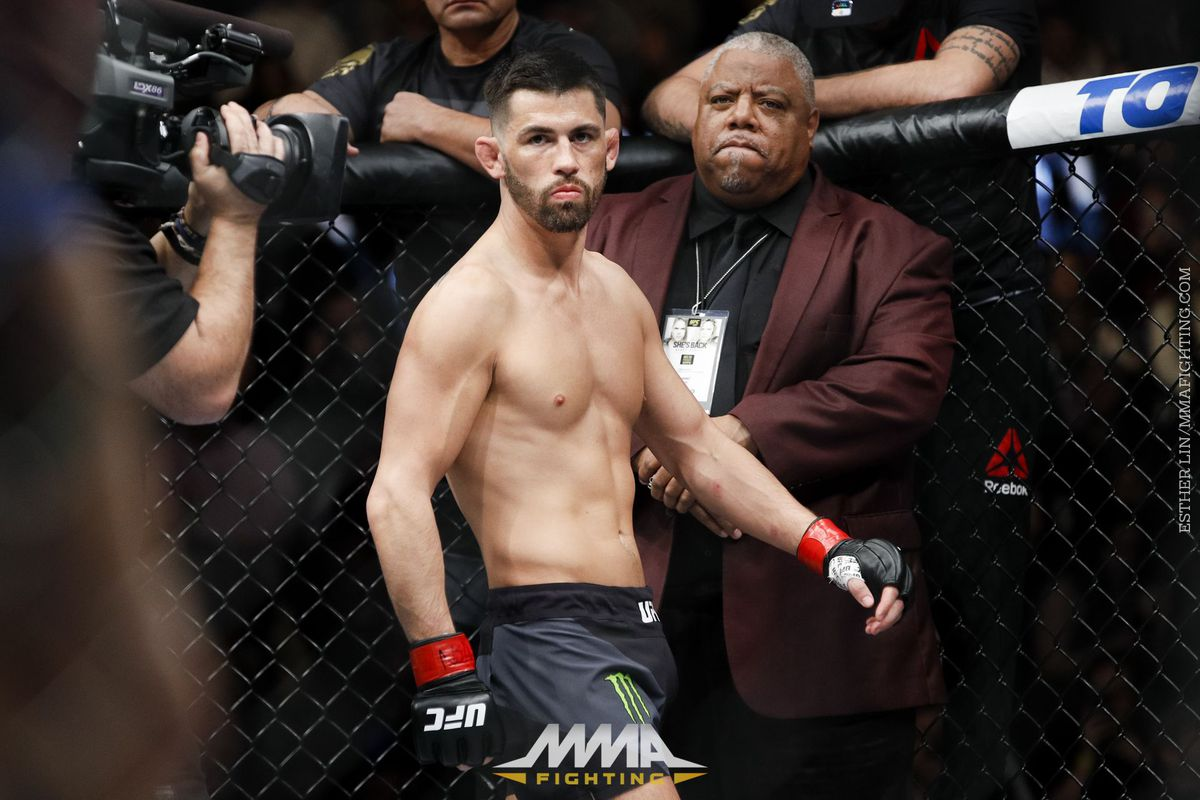 Dominick Cruz on the recovery trail again after successful shoulder surgery -