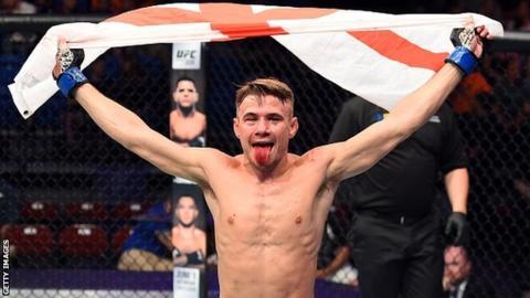 UFC: Nathaniel Wood vs. Jose Quinonez added to UFC London - Wood