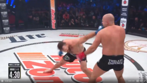 Bellator 214 results: Ryan Bader, Jack Swagger win as Fedor and Aaron Pico are brutally KO'ed - Bellator