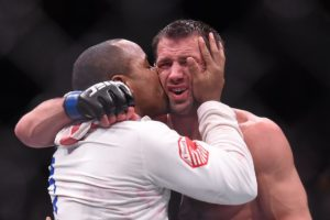 Rockhold and Cormier