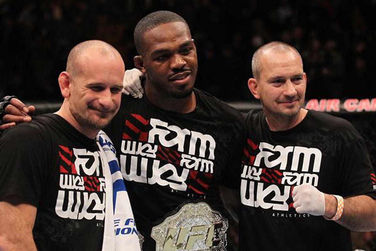 Coach Mike Winkeljohn praises Anthony Smith ahead of his fight against Jon Jones at UFC 235 - Winkeljohn