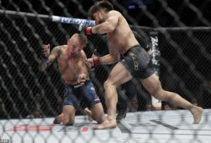 TJ Dillashaw's teammate claims that his weight cut to 125 had no bearing on result of Cejudo fight - blames referee - TJ