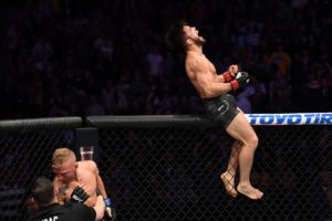 Twitter reacts to Henry Cejudo's brutal knokcout win over TJ Dillashaw - TJ
