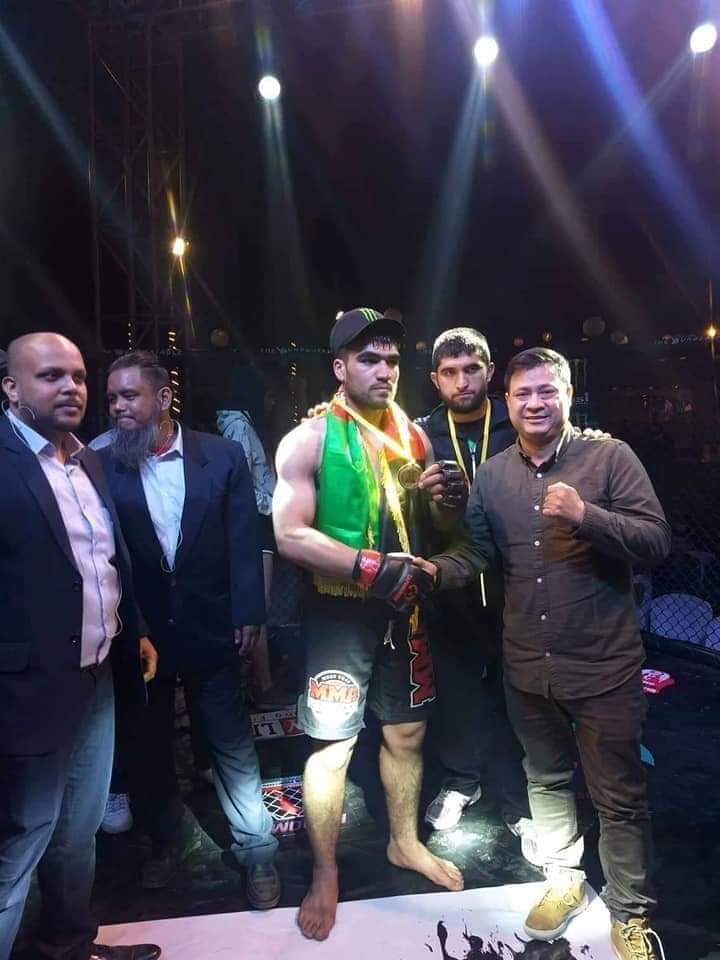 Result of Boom MMA - 13th Jan 2019 -
