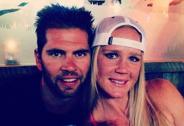 Holly Holm files for divorce from her husband - Holly
