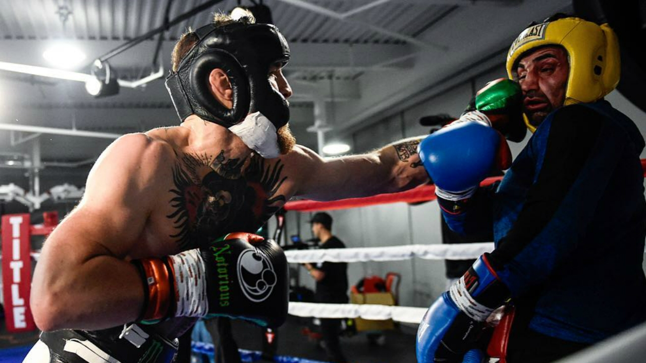 Conor McGregor reportedly in talks with Paulie Malignaggi for boxing super fight -