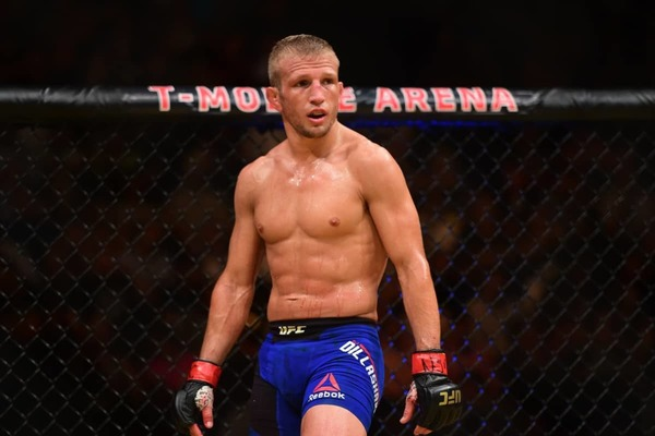 TJ Dillashaw's weight is on point; plans to be the first to weigh in -