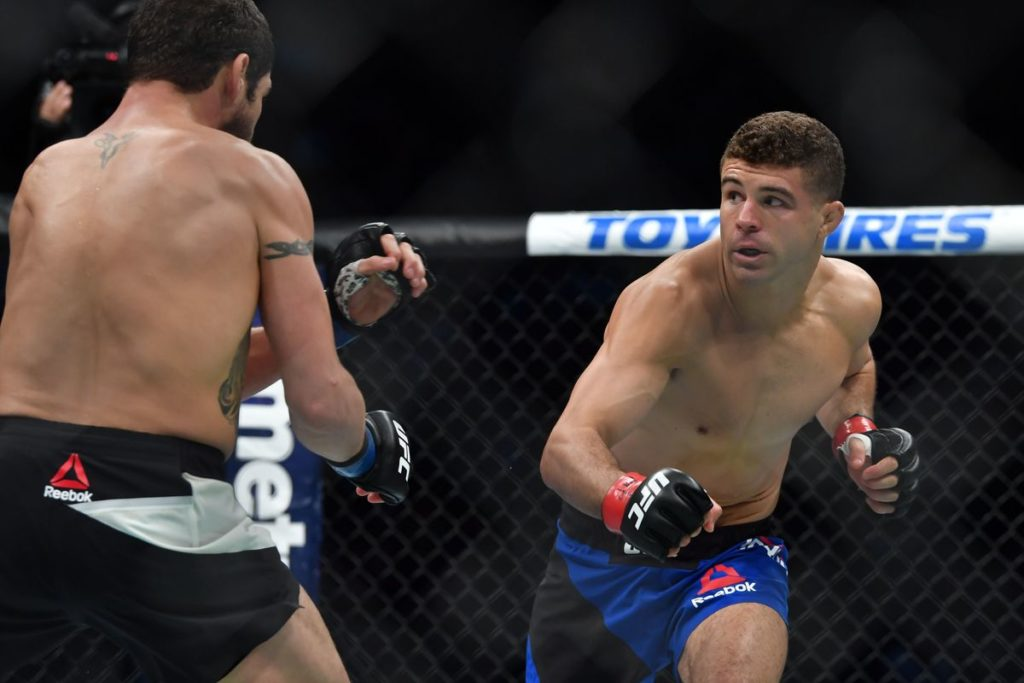 Watch: Al Iaquinta wants to fight Conor McGregor next, brings the heat: 'He isn't willing to die in there' - Al
