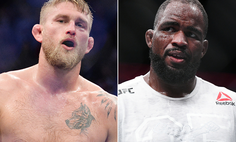 Alexander Gustafsson calls out Corey Anderson for UFC London..but here's why Anderson can't make it - Corey