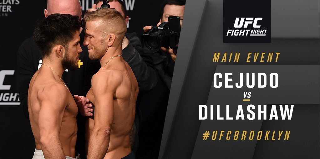 UFC Fight Night 143 Results: Henry Cejudo Stops TJ Dillashaw in 32 secs -