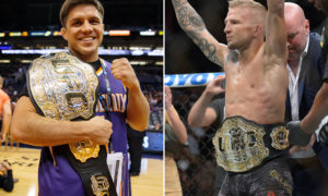 TJ Dillashaw wants to prove he is the greatest P4P fighter against Henry Cejudo - TJ