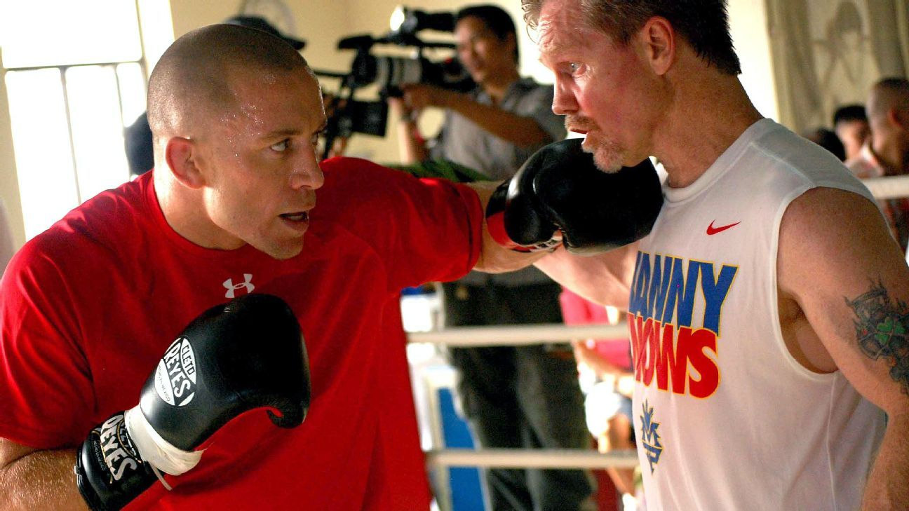 Renowned boxing coach Freddie Roach wants Georges St-Pierre to fight Conor McGregor in his final fight - Georges